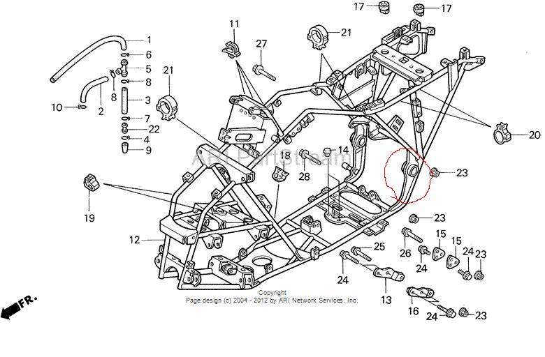 honda trx wiring diagram honda image wiring 1988 honda fourtrax 300 wiring diagram 1988 automotive wiring on honda trx 300 wiring diagram