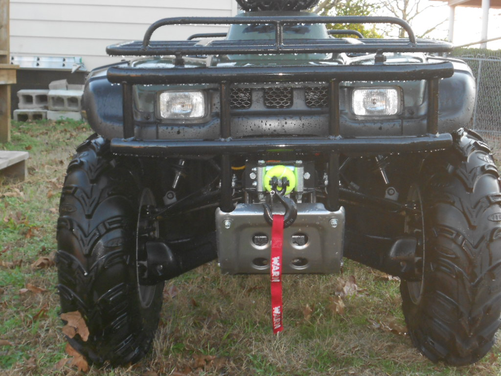 Harbor Freight Atv Winch