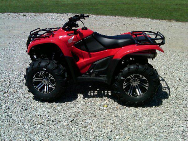 Honda Rancher 420 Wheels Bing images