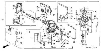 Suzuki King Quad Rebuild Instructions For Carburetor