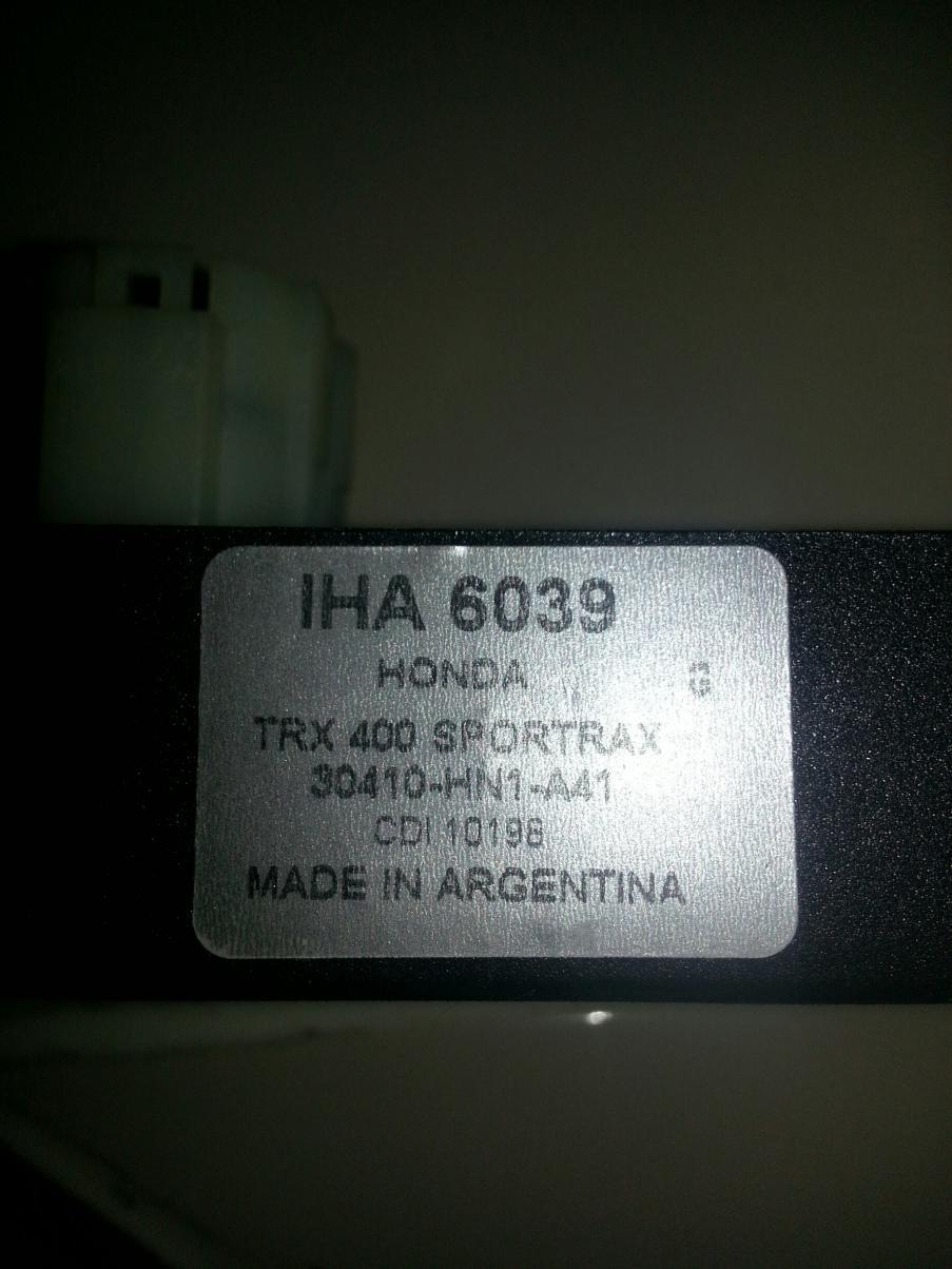 05 - 07 Honda TRX 400EX CDI (Brand New) - Honda ATV Forum