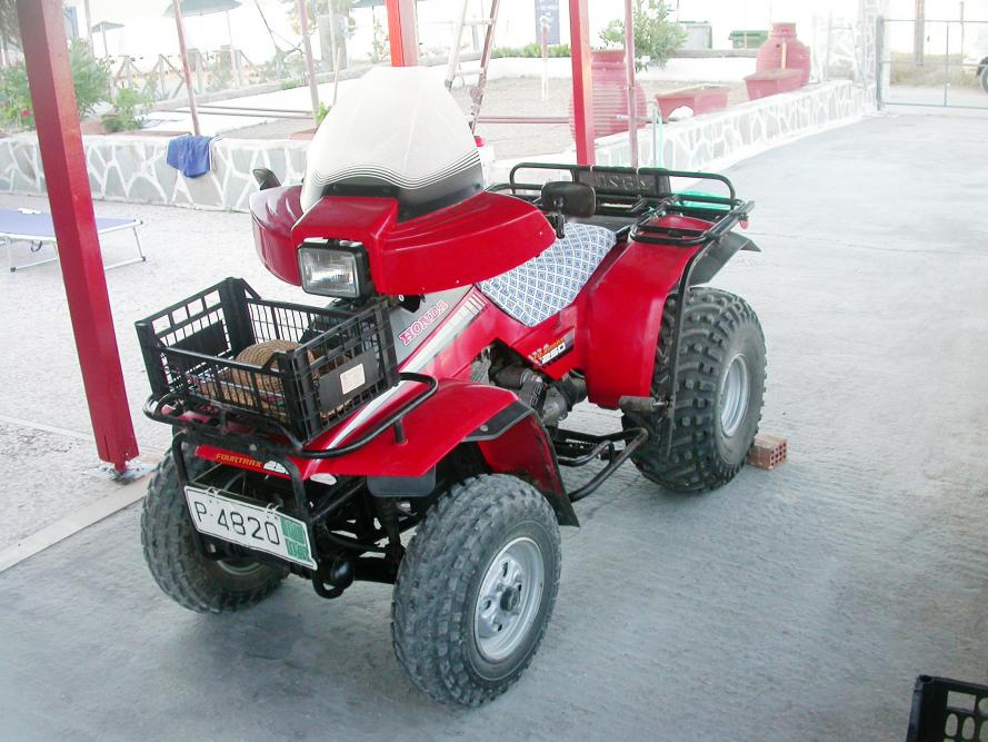 Click Image For Larger Version Name: Honda Fourtrax 1986 Views: 17991  Size