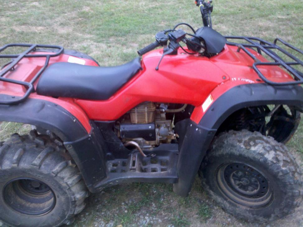 06 Honda Rancher