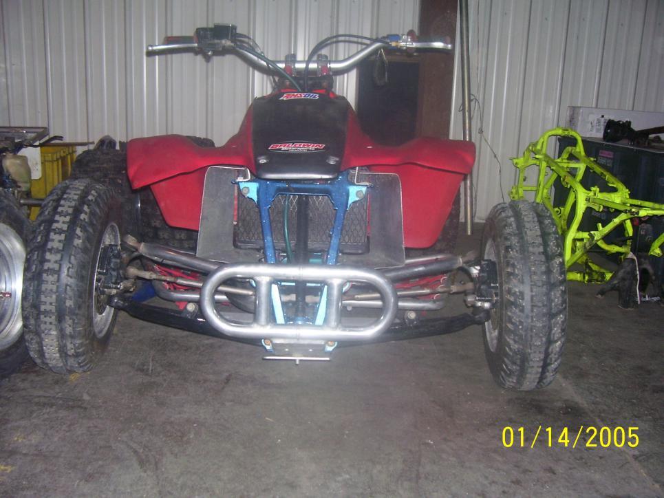 elka shock adjustment - Honda ATV Forum