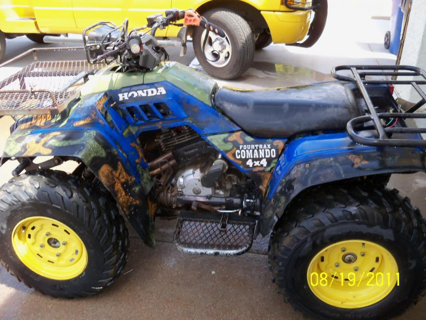 4419d1314832435 did you name your quad honda trx 350d 010 did you name your quad honda atv forum 2007 Honda Foreman at bayanpartner.co