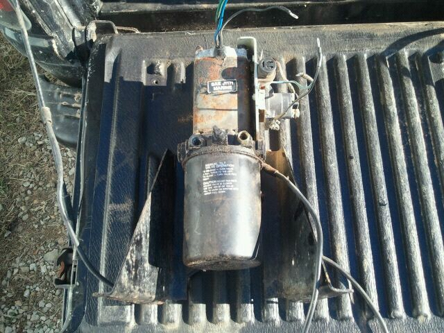 Honda Of Hickory >> Hydraulic plow lift.. - Honda ATV Forum