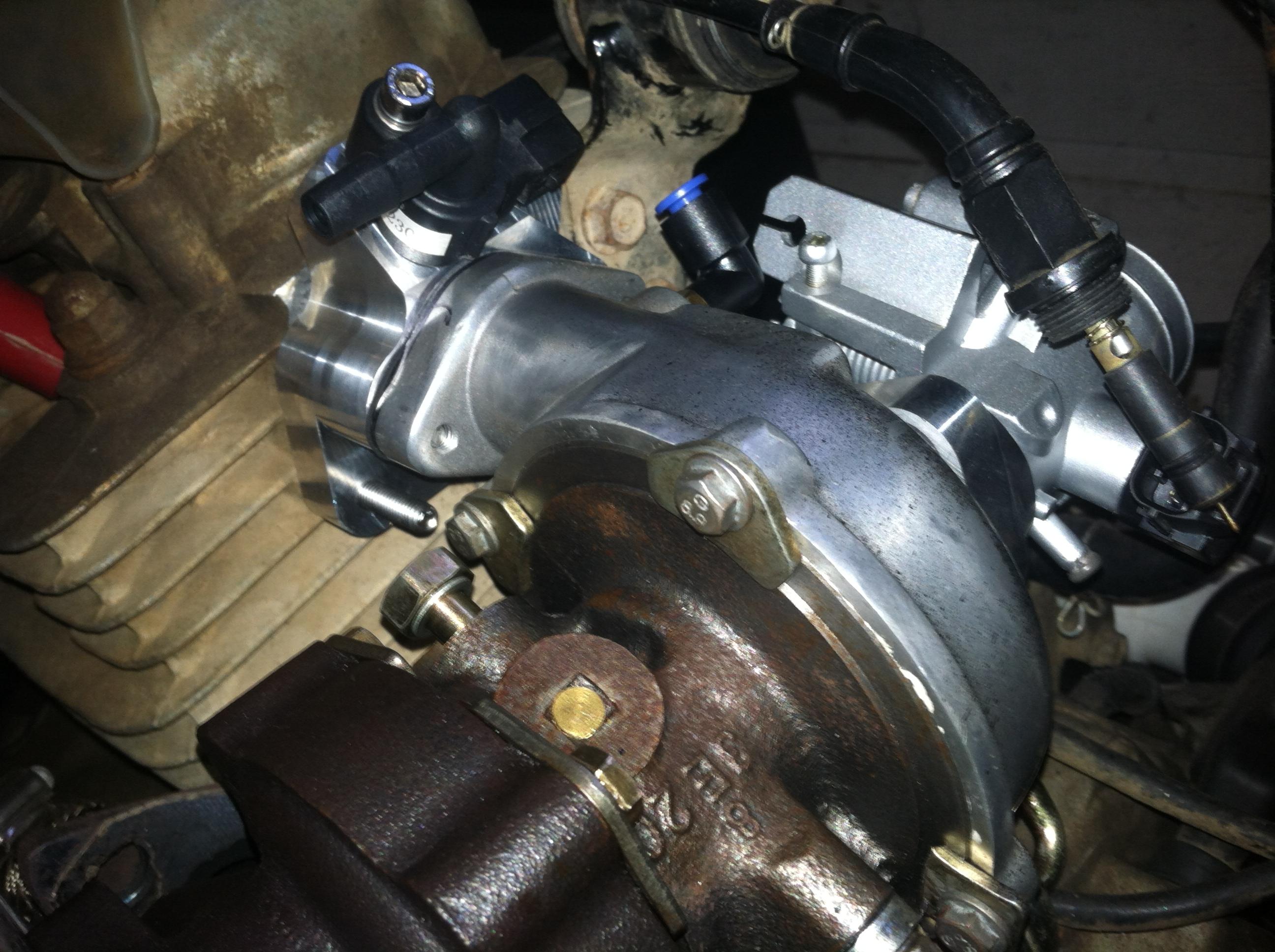 2005 Rancher 350 2X4 Ignition angle pickup sensor - Honda ATV Forum