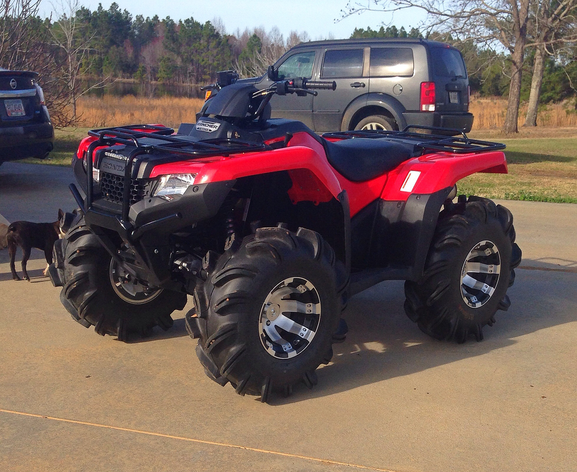 ANY New 2014 Ranchers - Page 5 - Honda ATV Forum