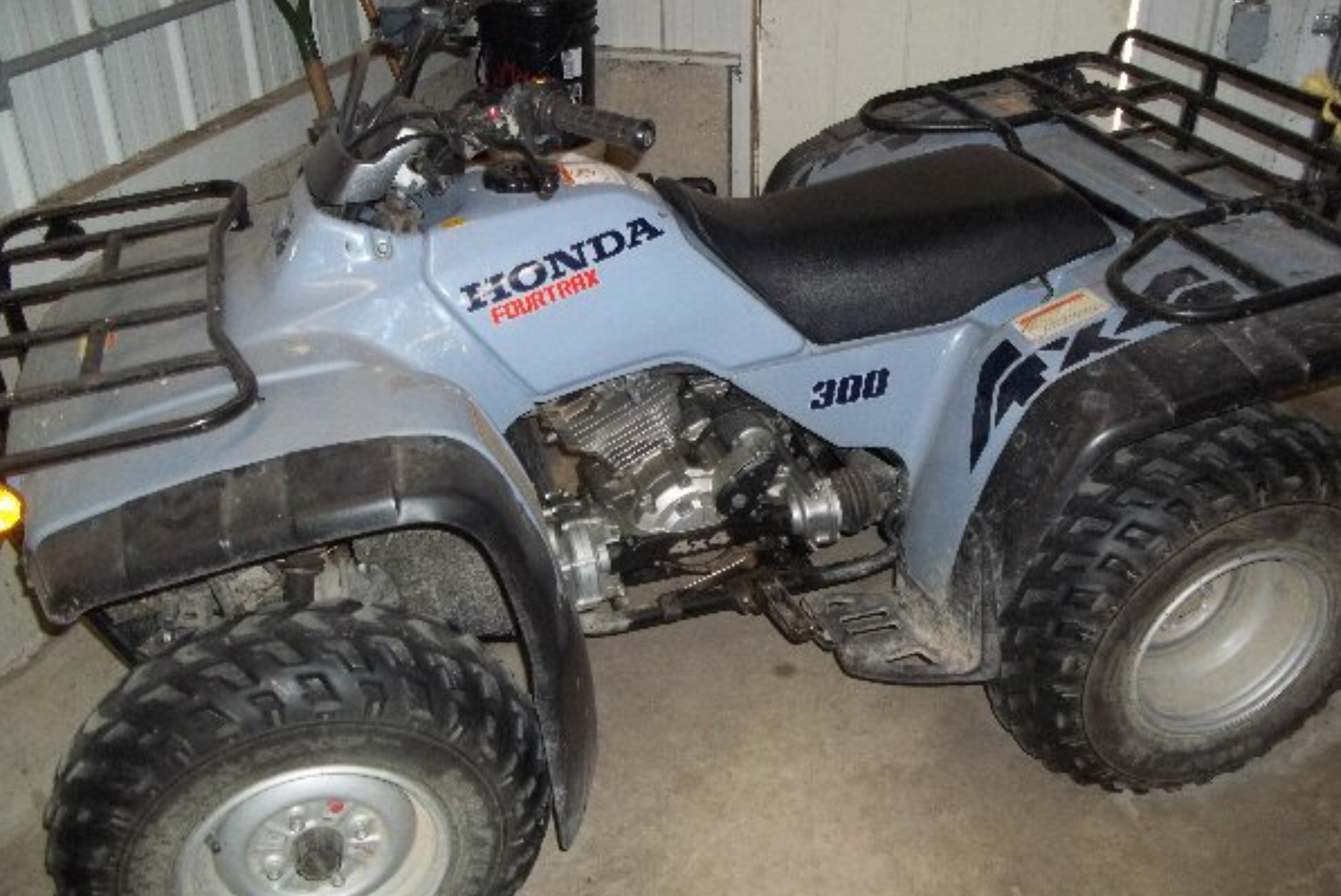 What color was this called, 300 Fourtrax - Honda ATV Forum