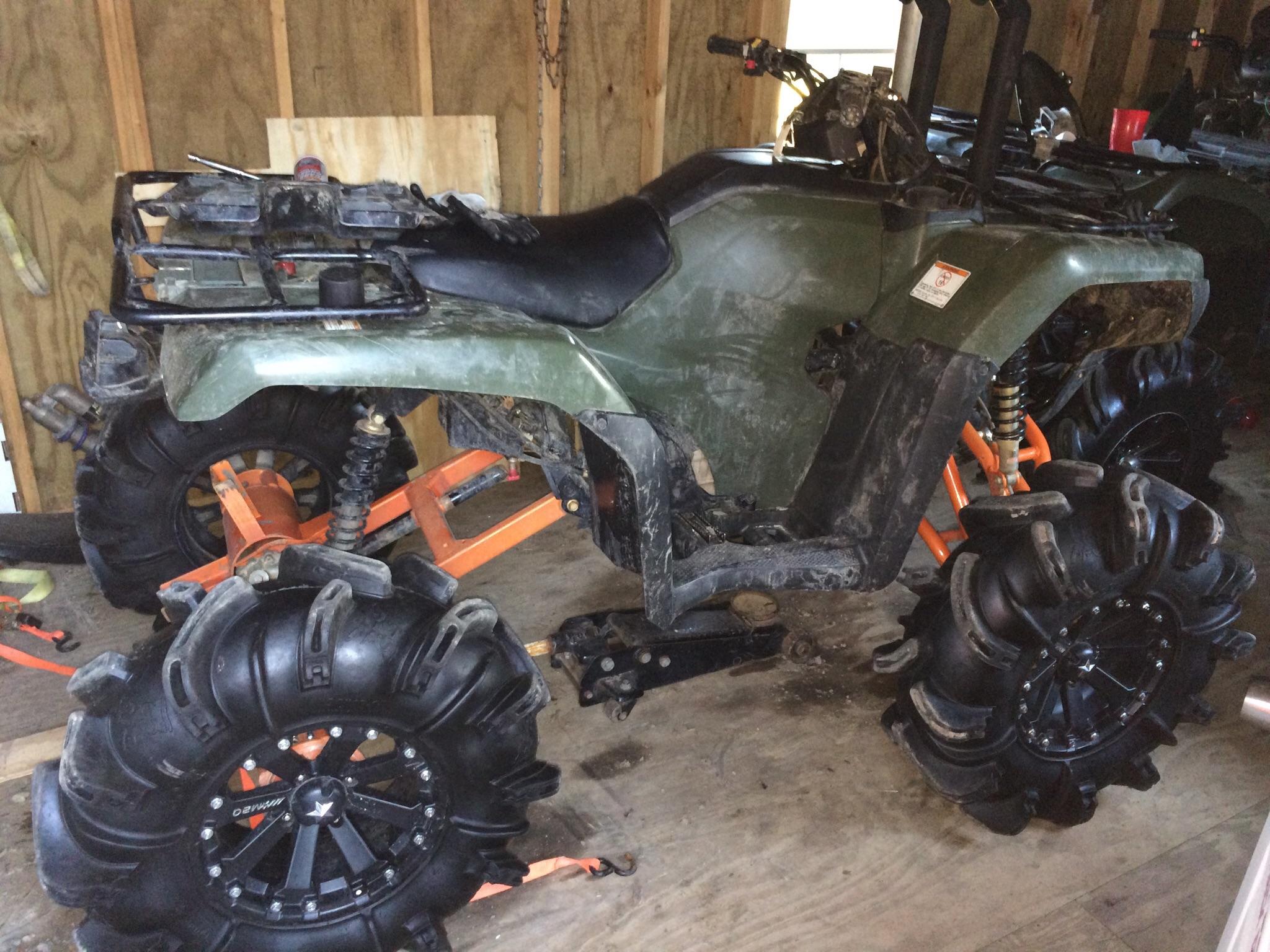 2014 Rancher Build  Honda ATV Forum