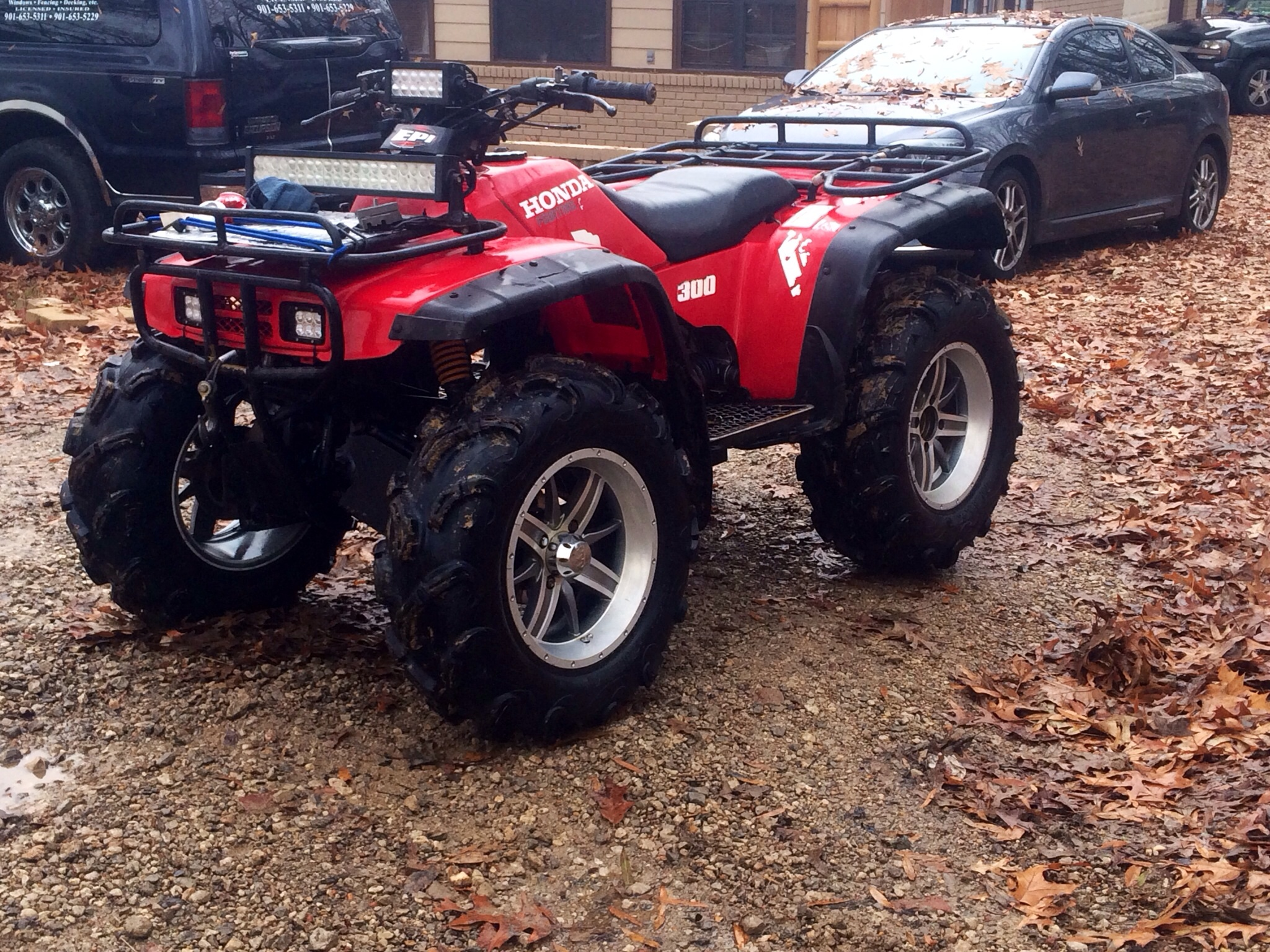 Honda Atv Forum View Single Post Post A Pic Up Of Your