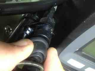Honda Rancher Carb Choke
