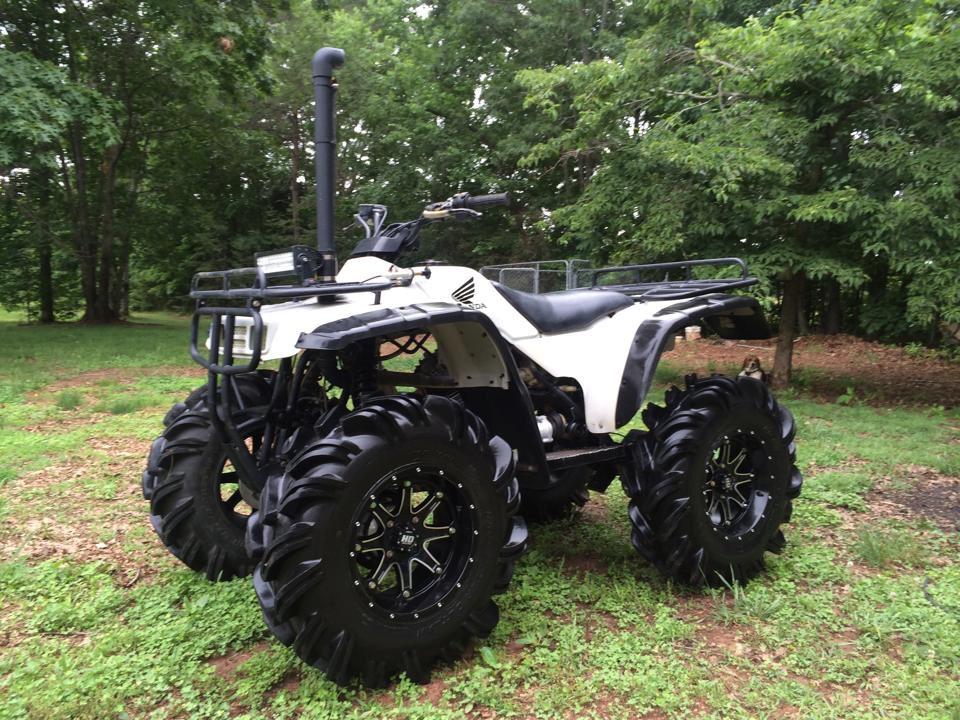 Monster 300 build ???? - Page 3 - Honda ATV Forum