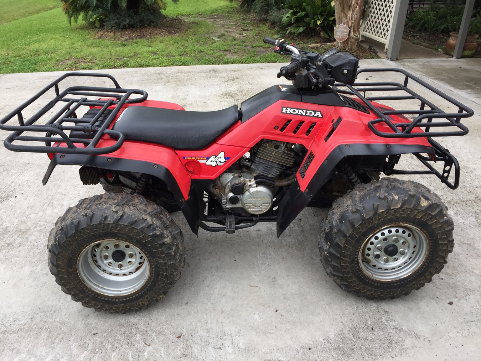 """Let's see pics of your Honda 1986-1989 Fourtrax TRX350s/Foreman 350Ds aka """"tanks""""-imageuploadedbytapatalk1458421497.242940.jpg"""