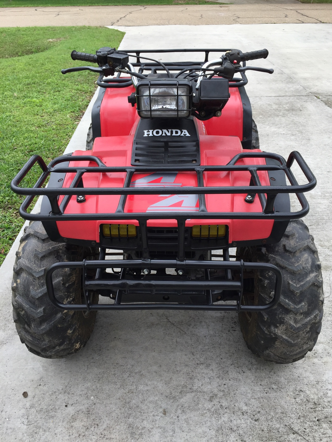 """Let's see pics of your Honda 1986-1989 Fourtrax TRX350s/Foreman 350Ds aka """"tanks""""-imageuploadedbytapatalk1458421535.126685.jpg"""