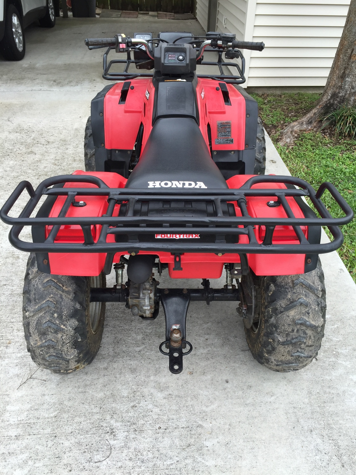 """Let's see pics of your Honda 1986-1989 Fourtrax TRX350s/Foreman 350Ds aka """"tanks""""-imageuploadedbytapatalk1458421551.368301.jpg"""