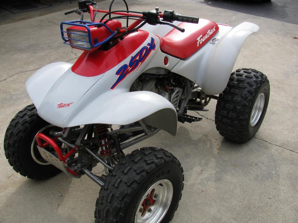 Honda 90 Atv >> Cherry 87 250X - Honda ATV Forum
