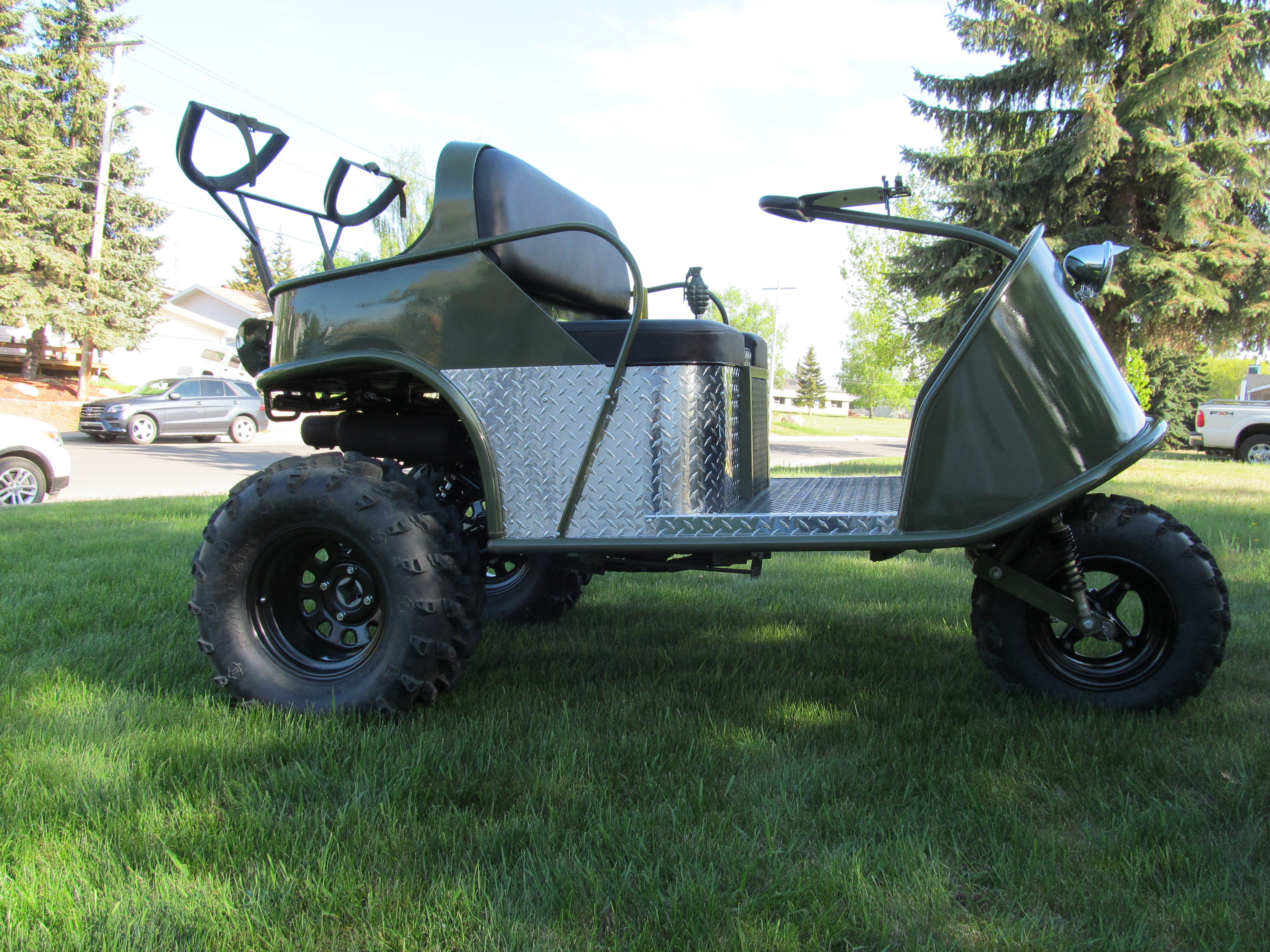 Honda Ct Specs Ehow together with Atc R Us moreover F D E F Ee B Aefb Beee also D New Never Mounted X X Mud Bug Tires Img moreover D Honda Powered Wheel Golf Cart Img. on 1982 honda atc 110