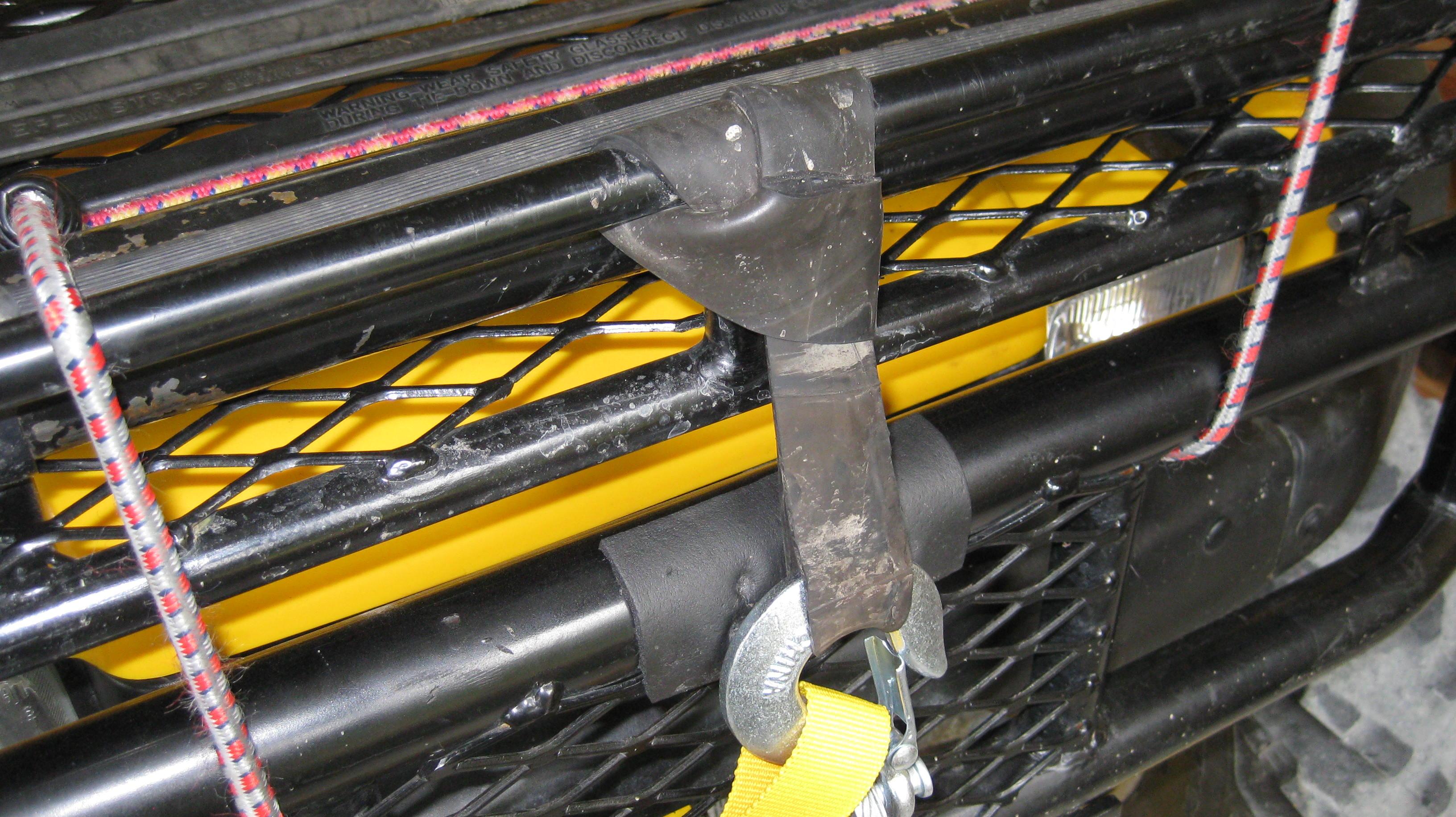 Harbor freight Badland 2500 lb winch  any good - Page 12 - Honda ATV