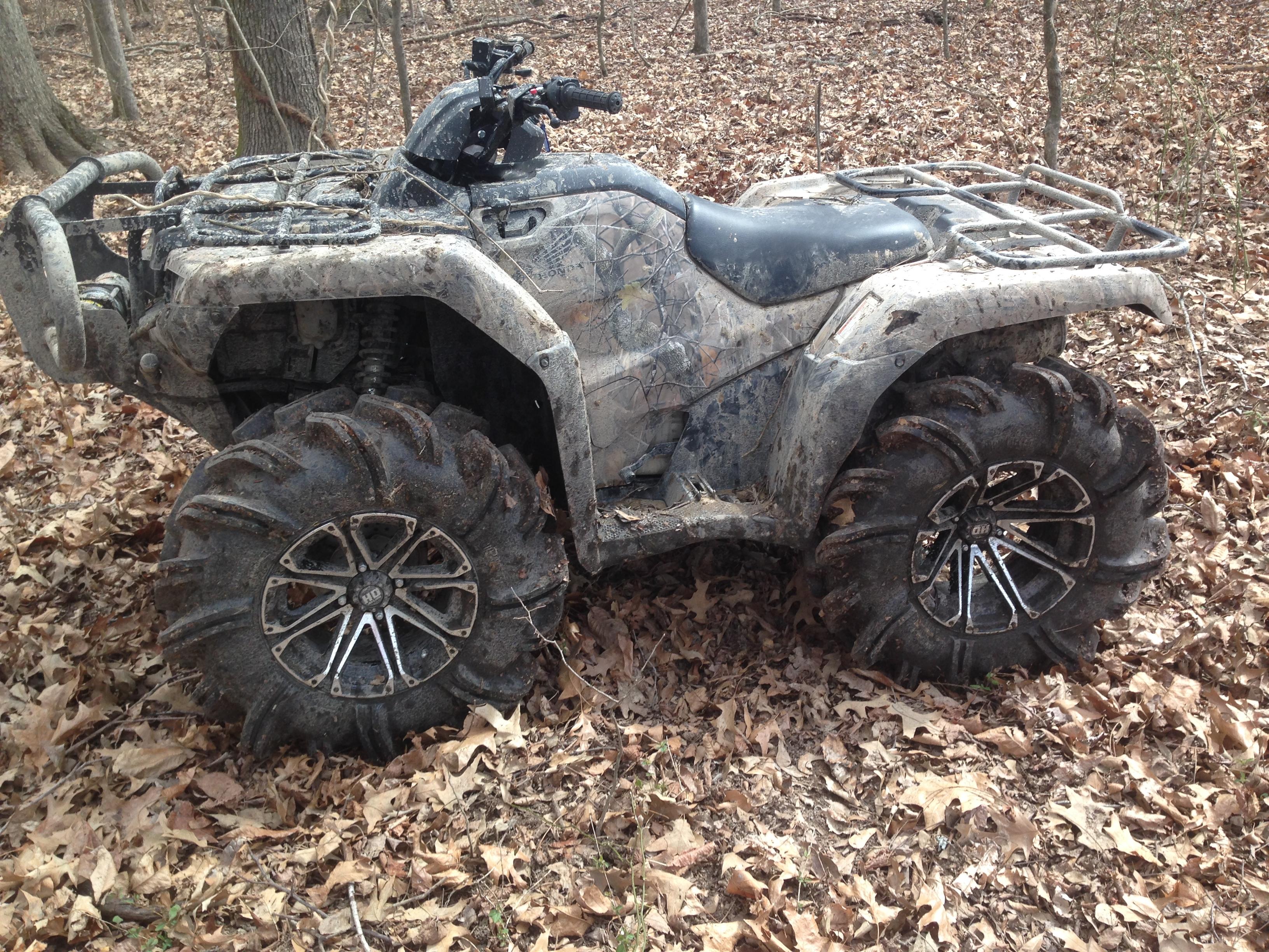 2014 Rancher FM1 build  Page 4  Honda ATV Forum
