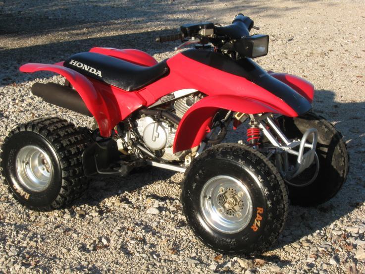 FOR SALE - 2005 Honda TRX 300EX - Honda ATV Forum