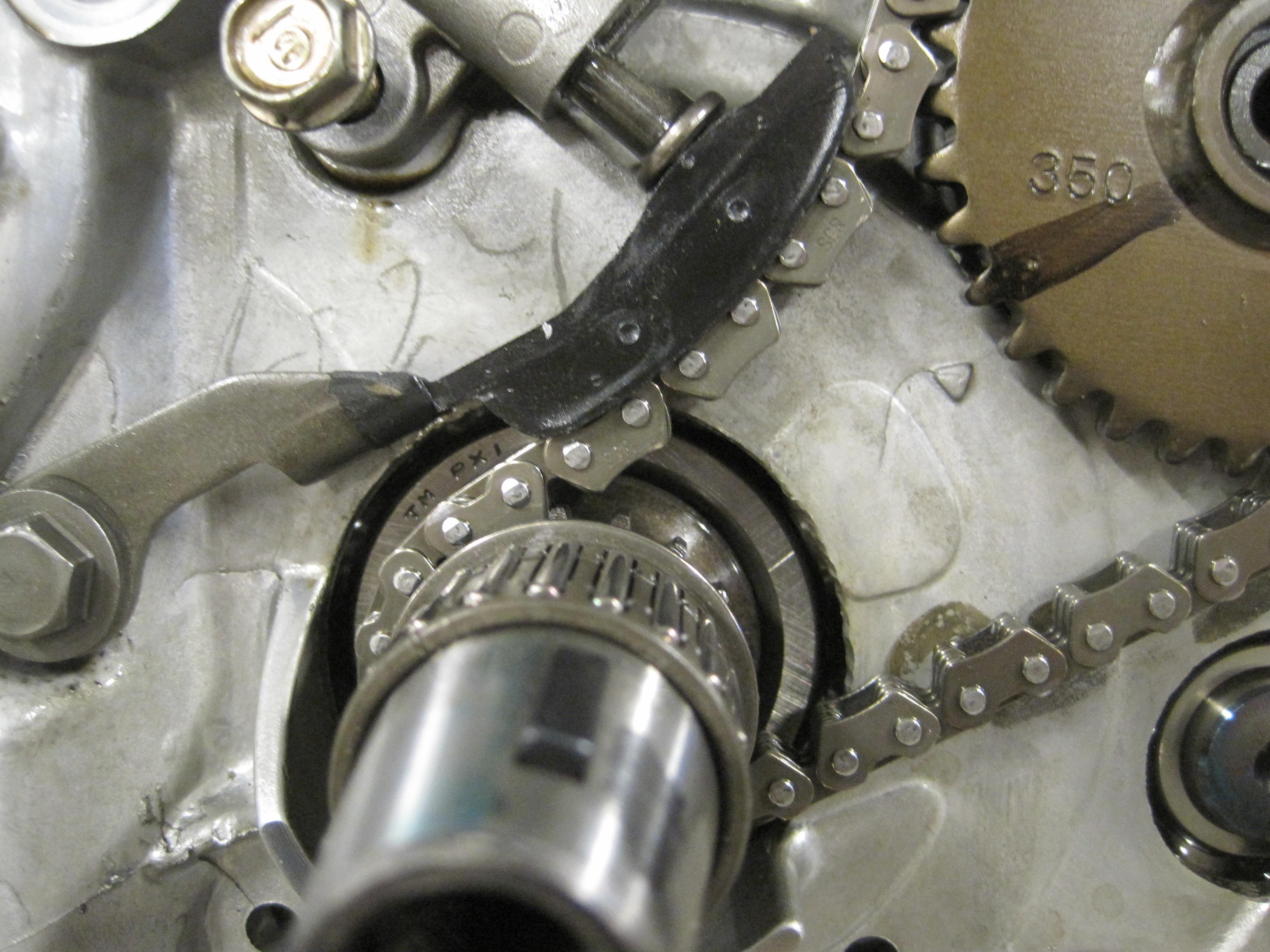 2003 Honda Rancher 350 >> Timing Chain - Honda ATV Forum