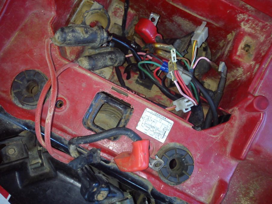 1990 honda fourtrax 300 problems.. /: | honda atv forum  honda atv forum