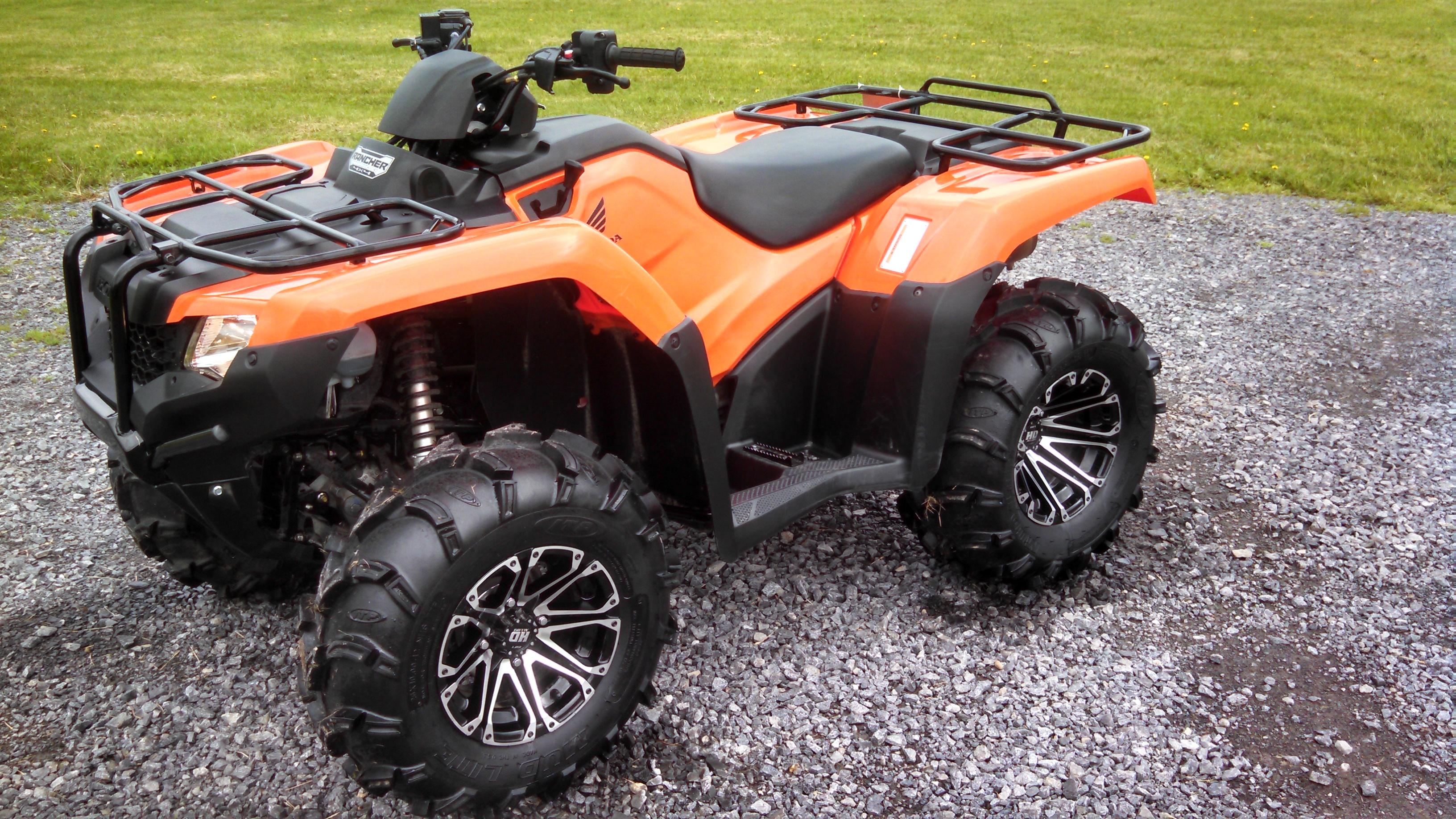 Honda Rancher 420 ROLL CALL  Honda ATV Forum