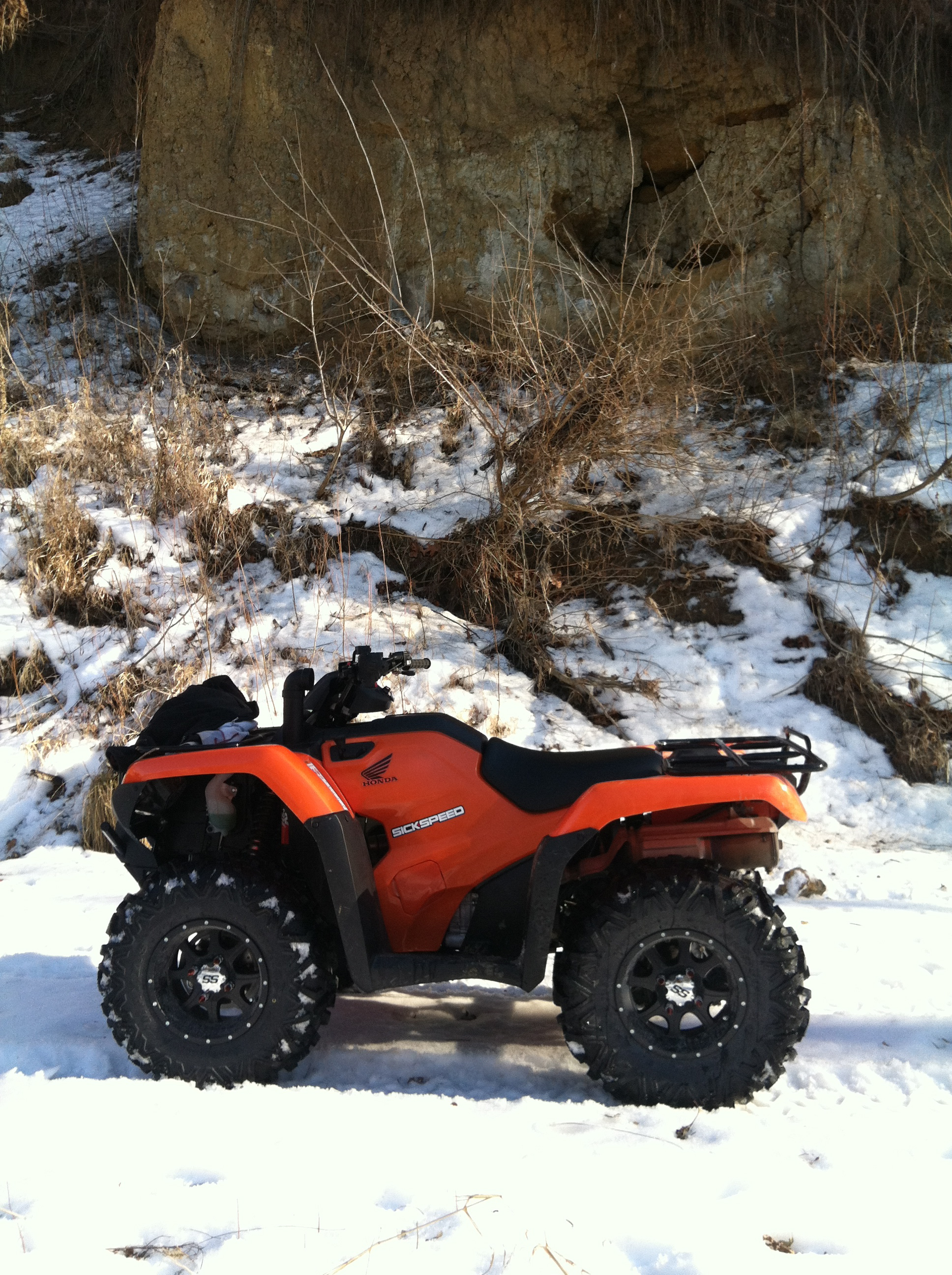 all the 2014 ranchers - Page 6 - Honda ATV Forum