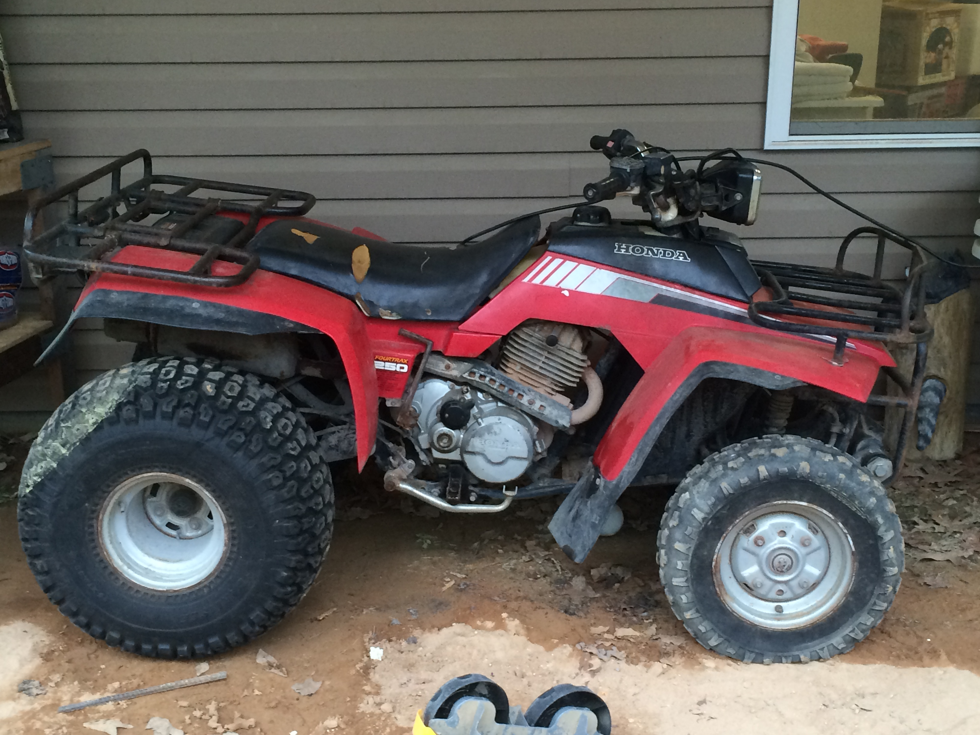 New To Me 1985 Trx250