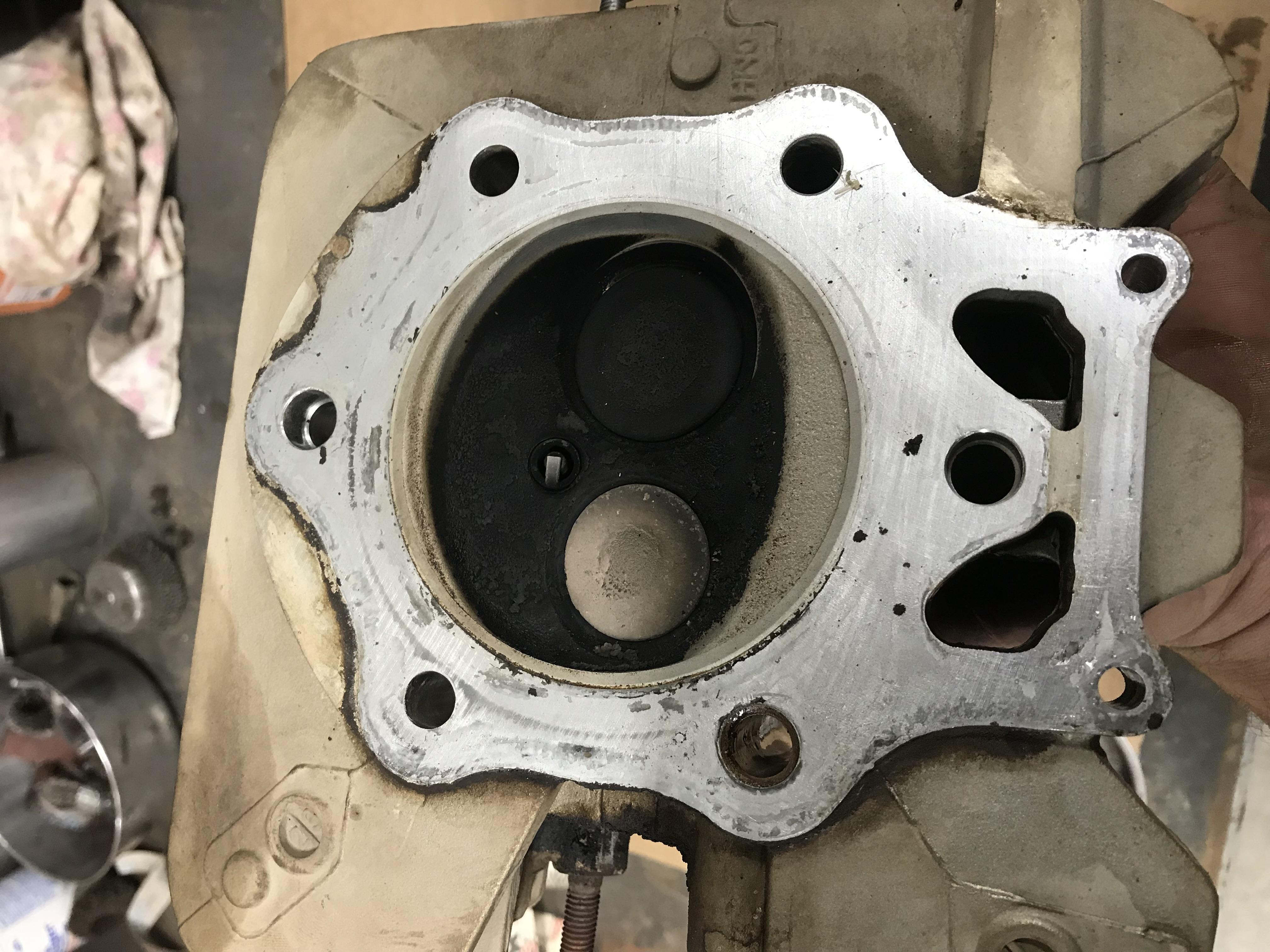 Valves ticking on '00 trx450esy foreman - Honda ATV Forum