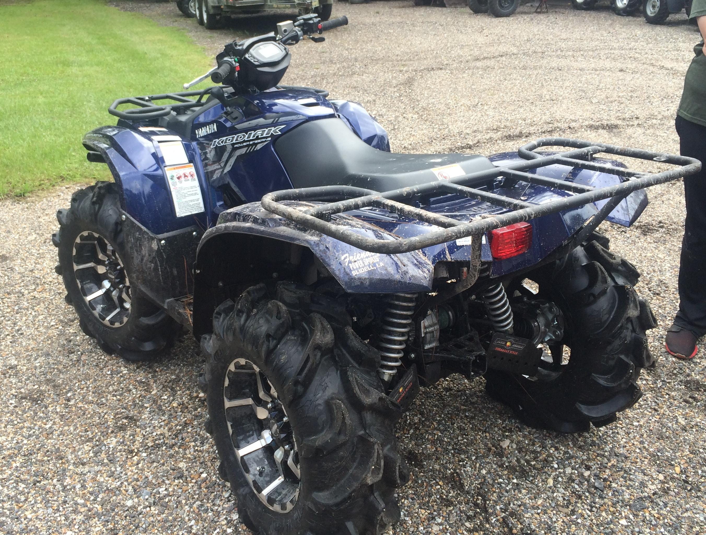 2018 Kodiak 450 vs 2018 Honda Rancher - Page 3 - Honda ATV ...