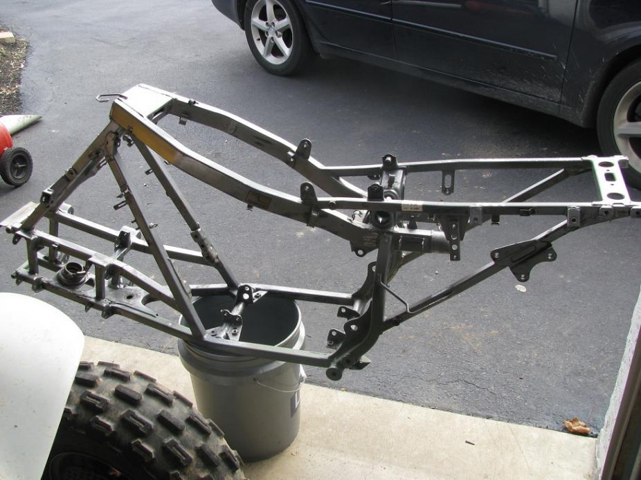 trx250x/300ex frame - Honda ATV Forum