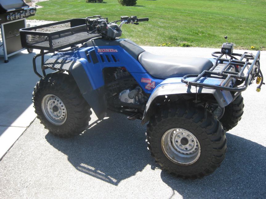 Honda fourtrax 350 for sale