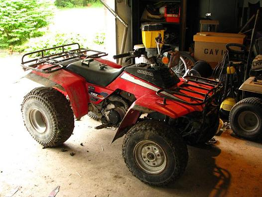 Pilot Crop as well D Honda Trx Restoration Questions Img B as well D Chainsaw Mount Imag moreover Maxresdefault together with Gallery. on 1989 honda atv