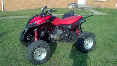 2008 Honda Trx700xx For Sale Honda Atv Forum