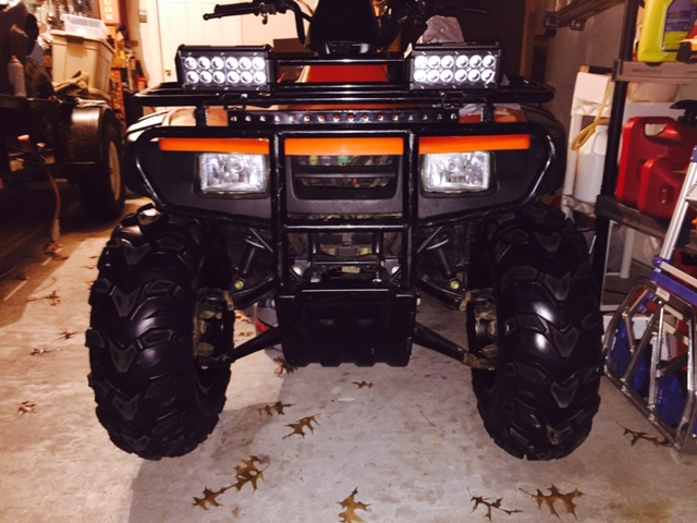 Honda Factory Rims >> Modified 350 ranchers - Honda ATV Forum