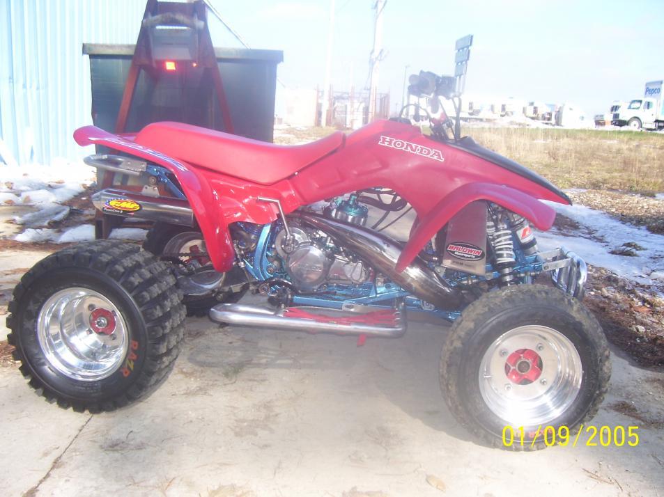 1989 honda trx250r  - Honda ATV Forum