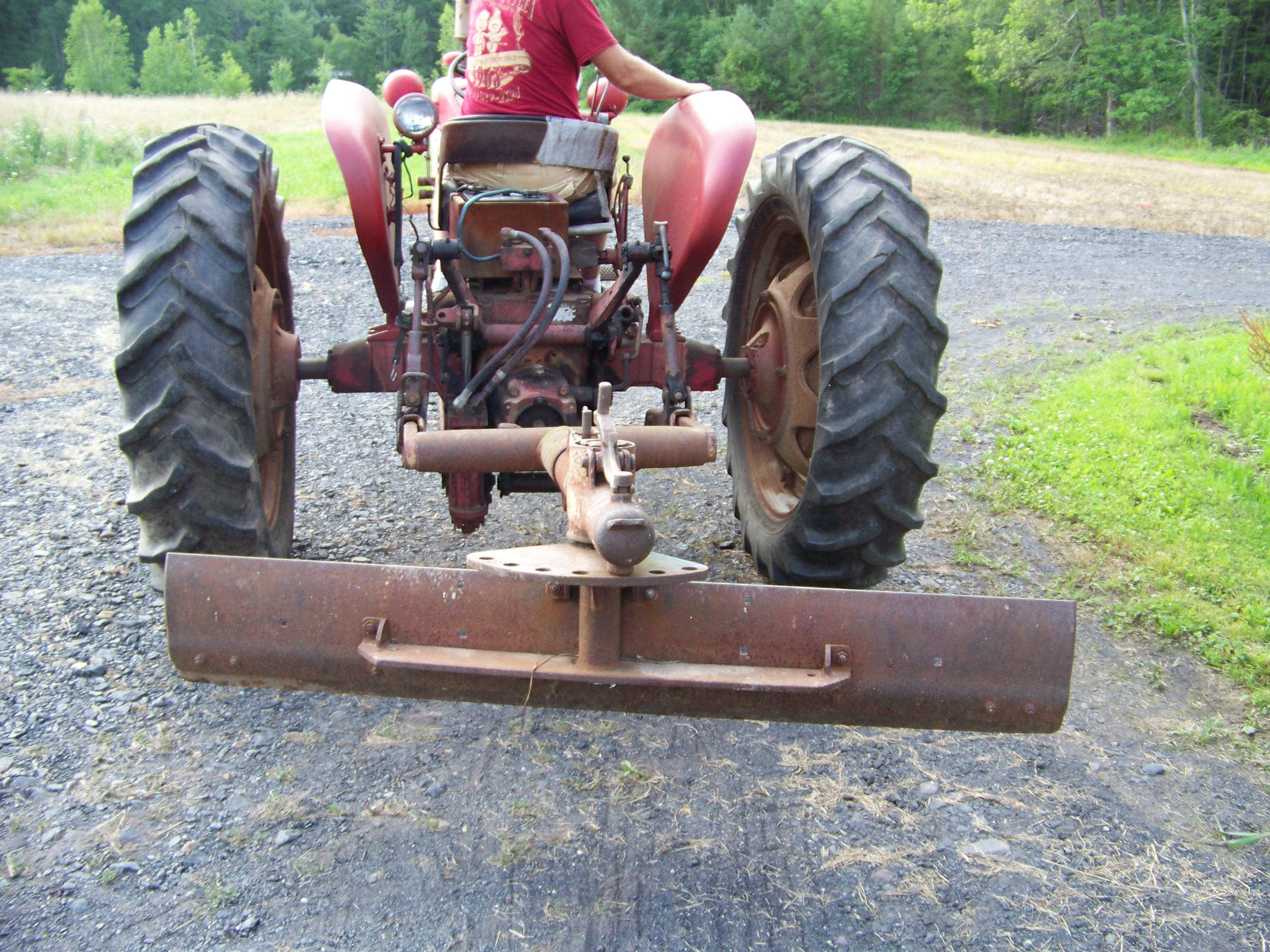 Homemade 3 Point Hitch Homemade Ftempo