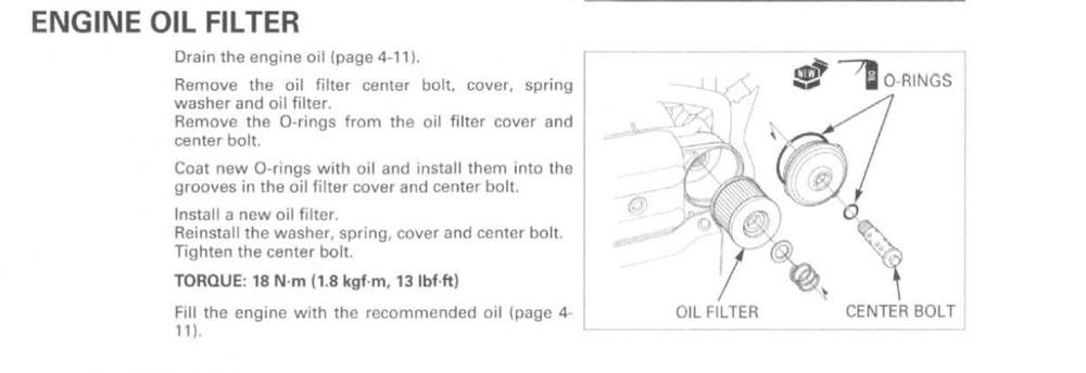 oil page 3 honda atv forum. Black Bedroom Furniture Sets. Home Design Ideas