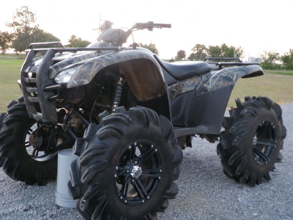 Four Post Lift >> FEW pics of my 420 with 6in lift and 31 laws - Honda ATV Forum