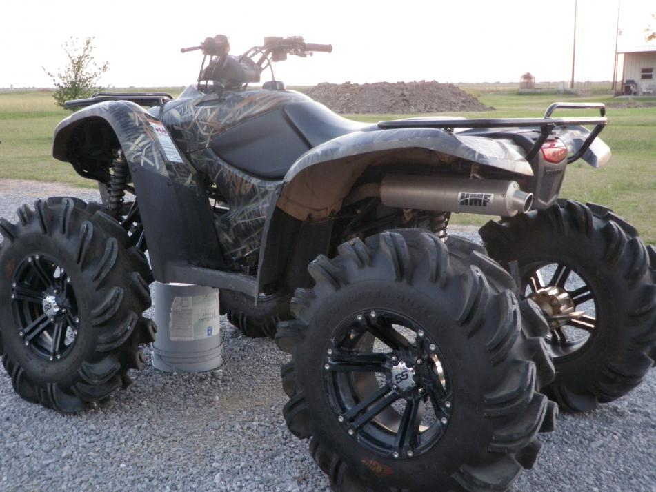 FEW pics of my 420 with 6in lift and 31 laws - Honda ATV Forum