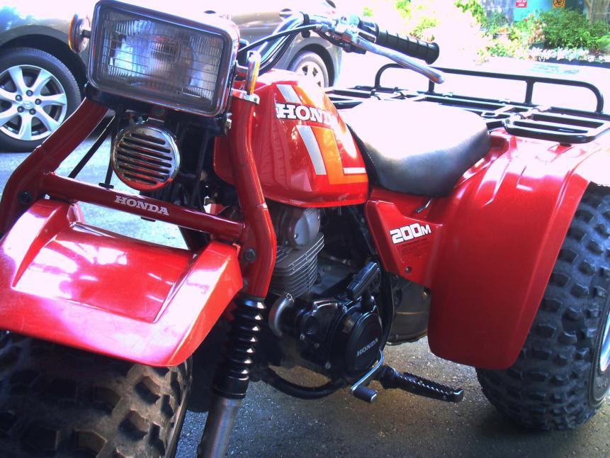 Honda Atv Side By Side >> Need Information ; Honda Three Wheeler - Honda ATV Forum