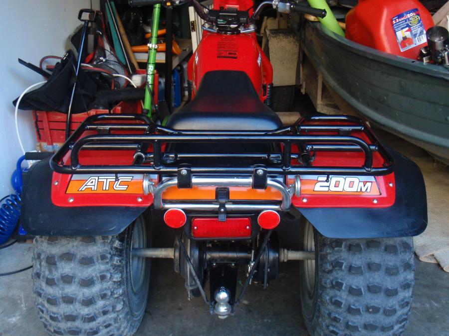 Side By Side Atv >> Need Information ; Honda Three Wheeler - Honda ATV Forum
