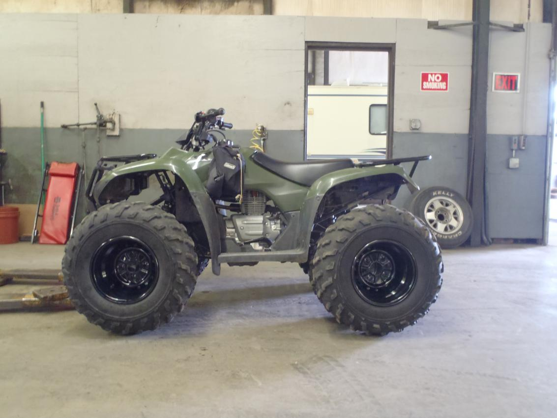 2011 Recon Lift Kit Page 2 Honda Atv Forum