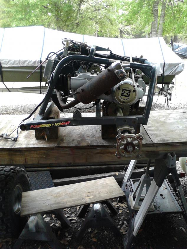 go kart build - Page 2 - Honda ATV Forum