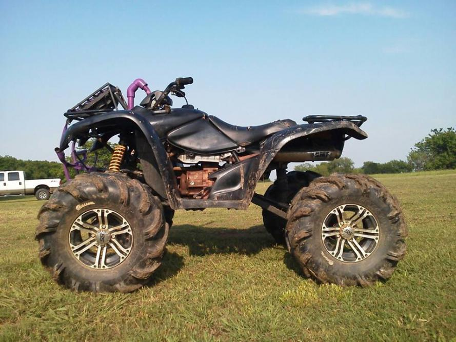 Honda Rancher 420 Lifted - Best Car News 2019-2020 by ...