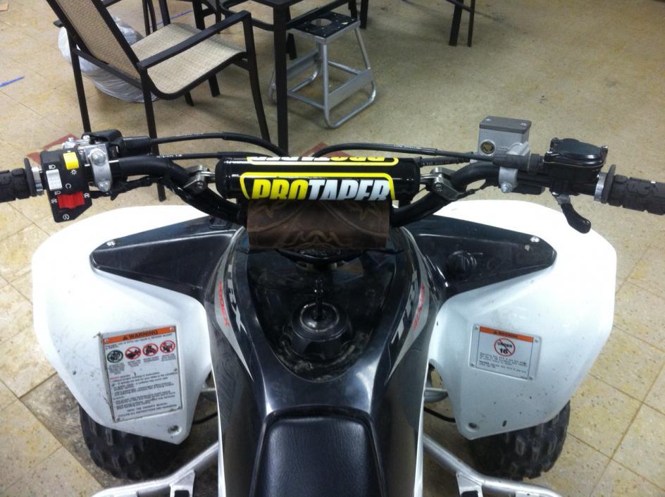 Honda 400 Ex >> Tusk Risers-250X,400ex - Honda ATV Forum