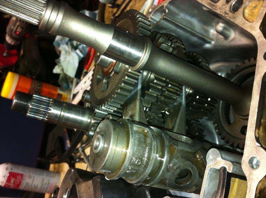Transmission Assembly 450 Foreman Honda Atv Forum