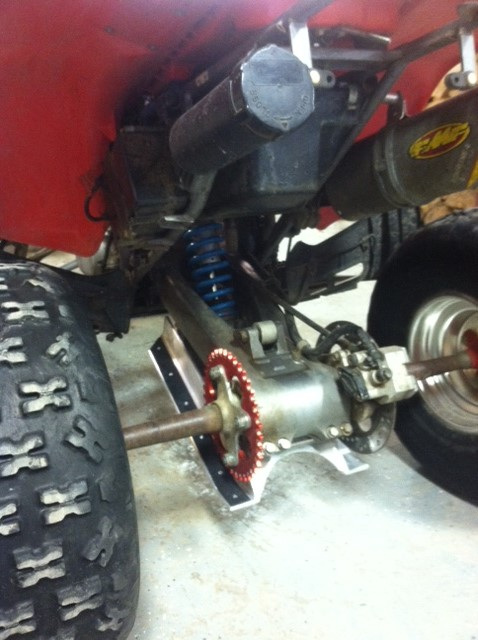 Pro Taper Handlebars >> 1999 400ex project - Honda ATV Forum